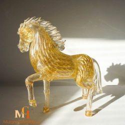 glass horse murano