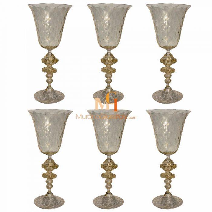 威尼斯水晶玻璃杯