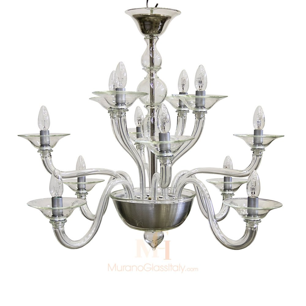 moderne kronleuchter kristall online murano shopmuranoglassitaly. Black Bedroom Furniture Sets. Home Design Ideas
