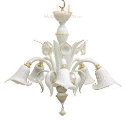 italian murano chandeliers