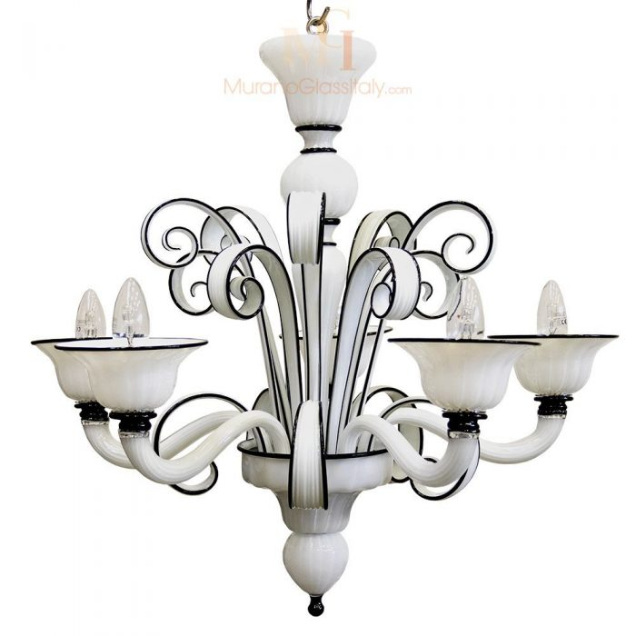 murano glass light