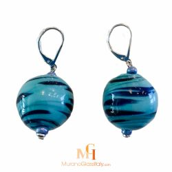 murano glass earrings venice