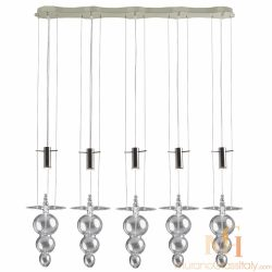 venetian pendant light