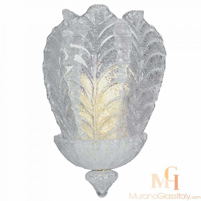 murano glass sconces lighting