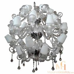 luminaire cristal moderne