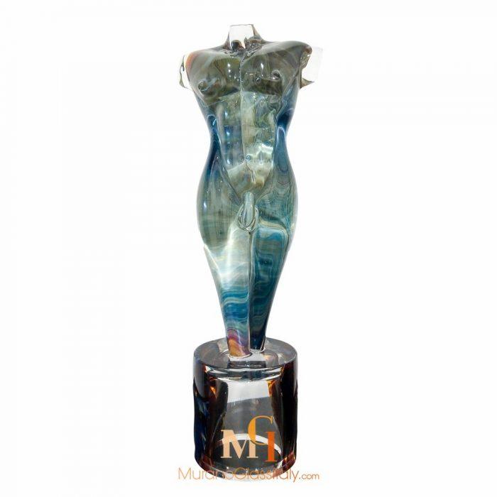 blown glass artwork