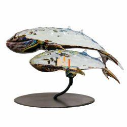 baleine sculpture