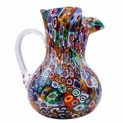 carafe en verre de murano