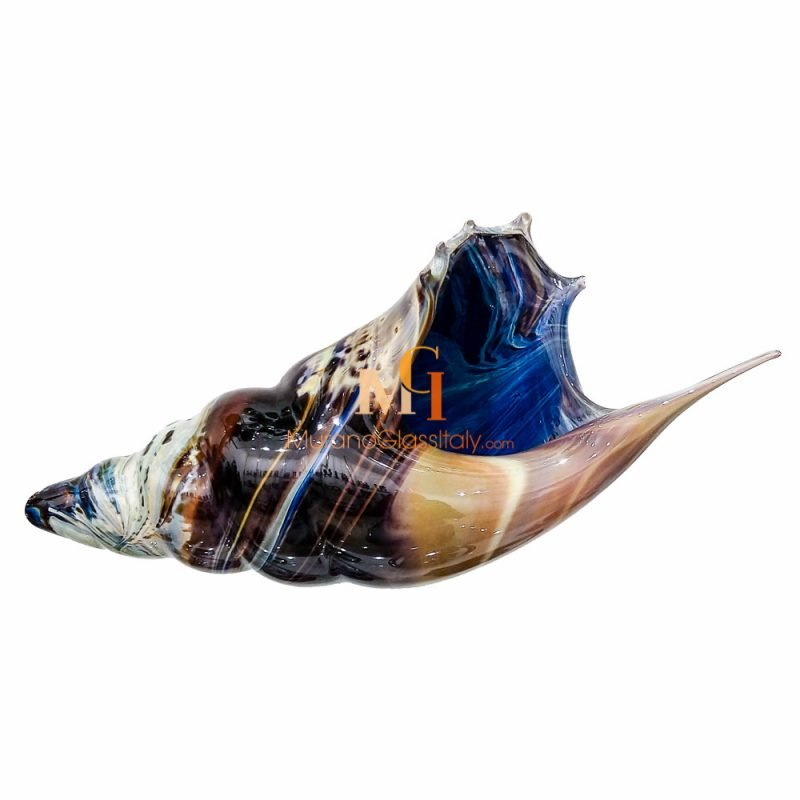 Murano Glass Conch Shell Shop Online Made In Murano Store