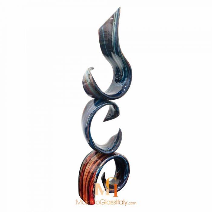 sculpture abstrait