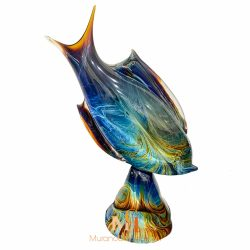 murano glass animal figurines