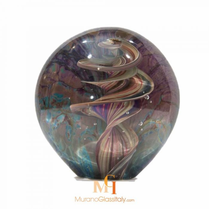 murano glass sphere