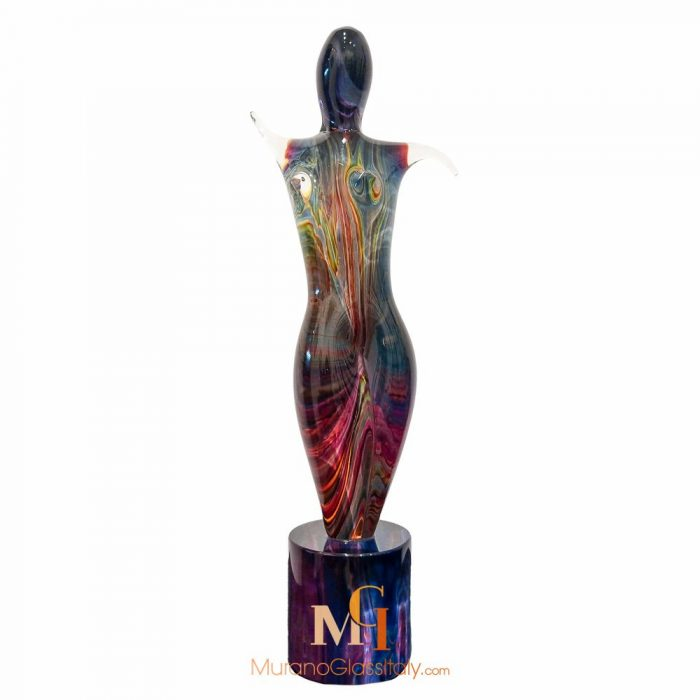sculpture moderne femme