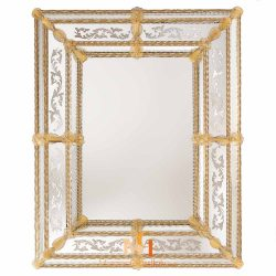 miroir pour entree design
