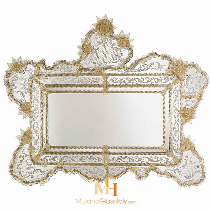 grand miroir venitien