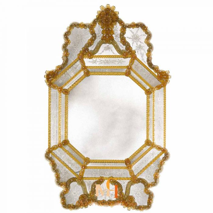 spiegel murano glas