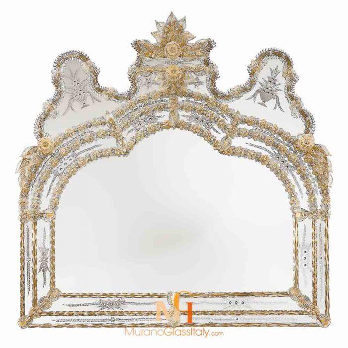 venetian style mirror