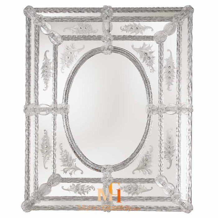 miroir venitien rectangulaire