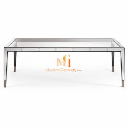 luxury modern dining table