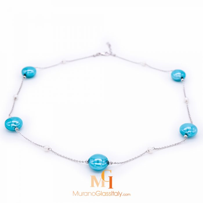 venetian bead necklace