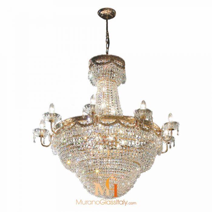 large empire chandelier
